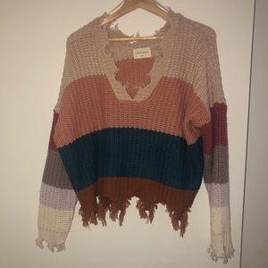 VESTIQUE Boutique sweater S/M, nwot ❤️